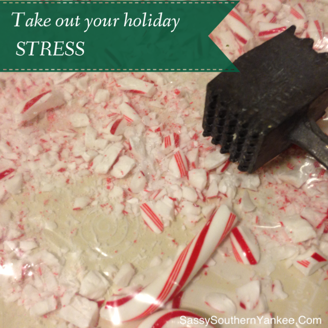 Crushed Candy Canes
