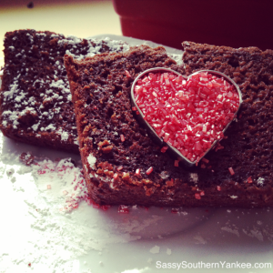 Chili Chocolate Red Wine Bread
