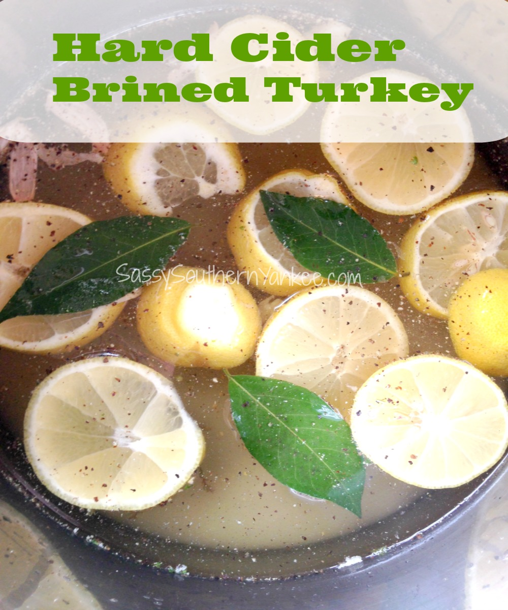 ... cider brined turkey with savory herb gravy maple cider brined turkey
