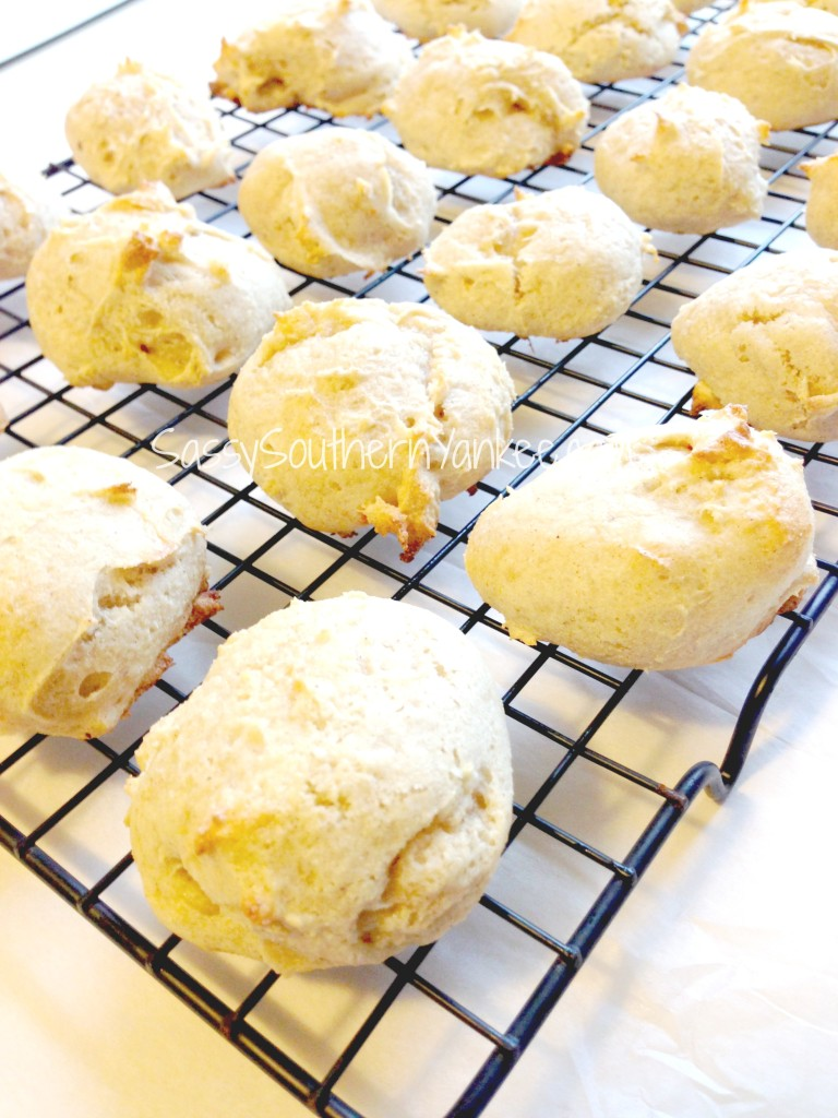 Gluten Free Cannoli Cookies with Dark Chocolate 2