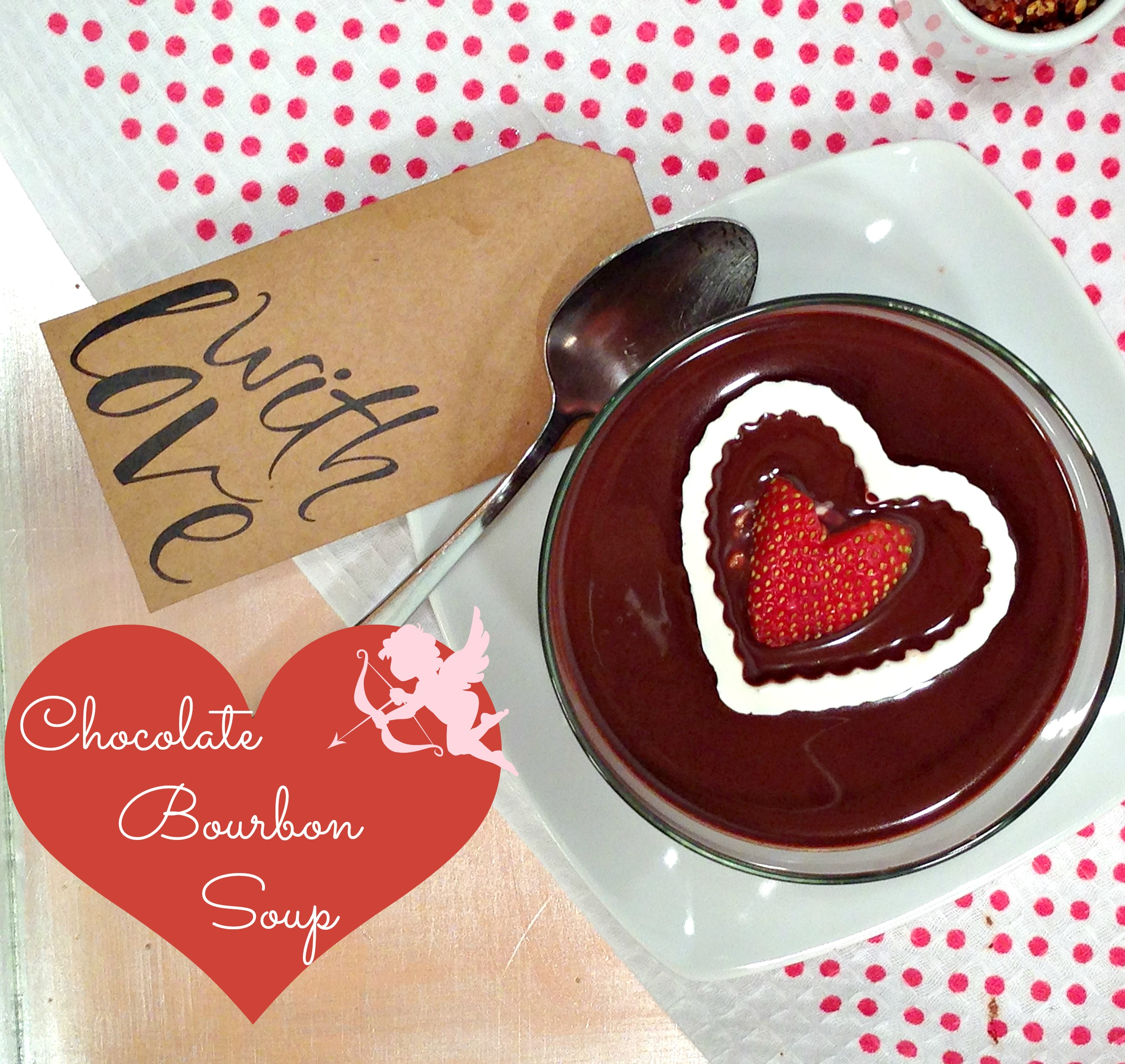 Bourbon Chocolate Fondue Recipes — Dishmaps
