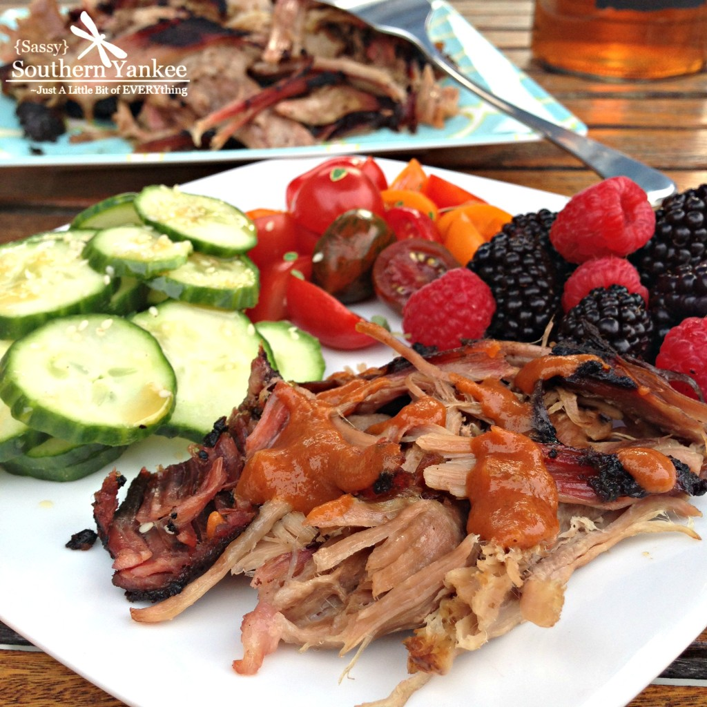 Sweet Tea Peach BBQ Sauce (Whole 30 Approved) 4