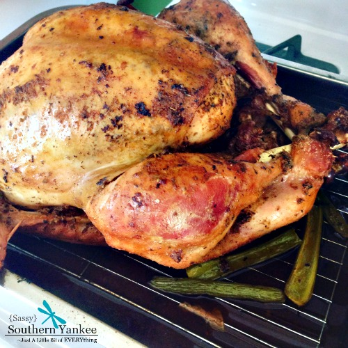 Cajun Roasted Turkey