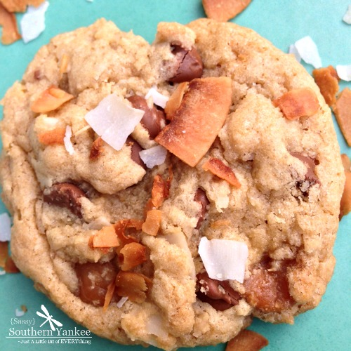 Aloha Cookies from Sassy Southern Yankee